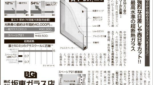 2017.7.23掲載 坂東ガラス店